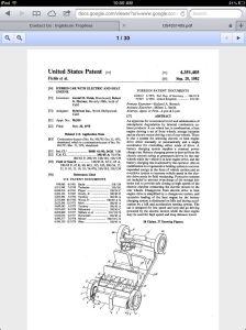Hybrid patent